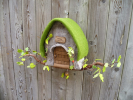 Squirrel cottage