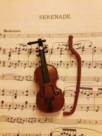 viool kunststof
