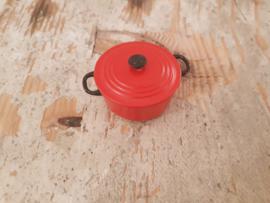 braadpan rood