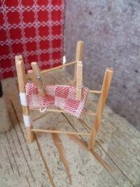 houten droogrek
