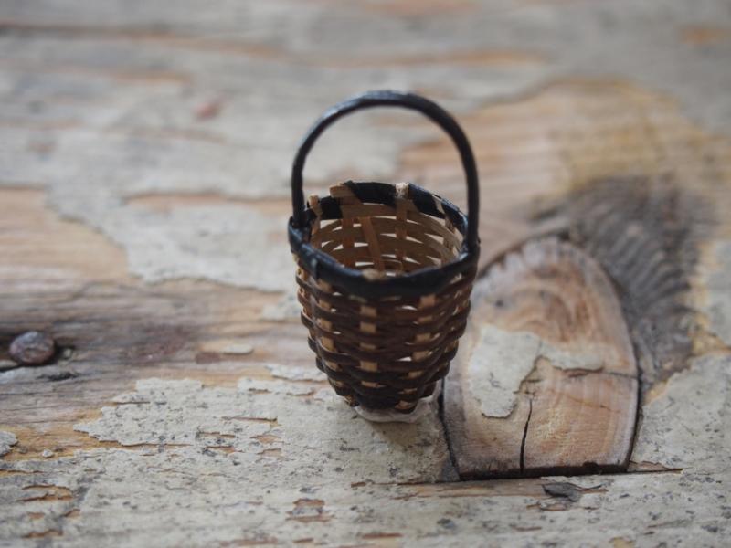 wicker basket 1,5 cm