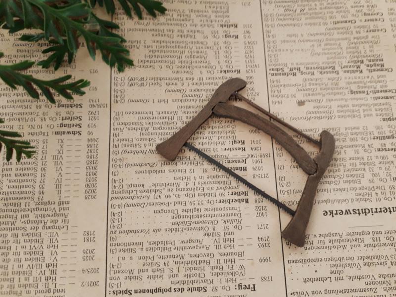 grote spanzaag hout