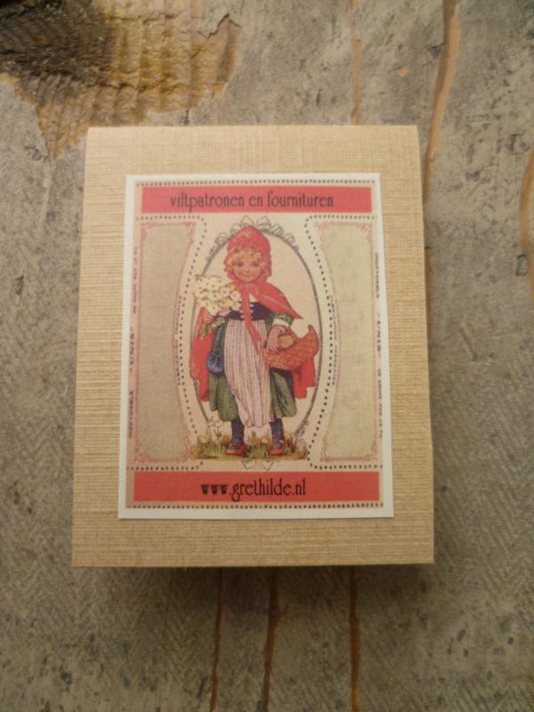 Naaldenboekje Roodkapje