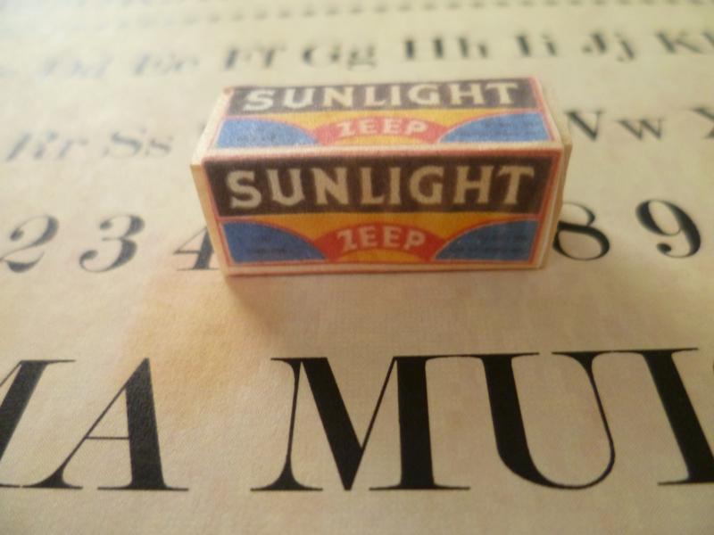 Sunlight zeep