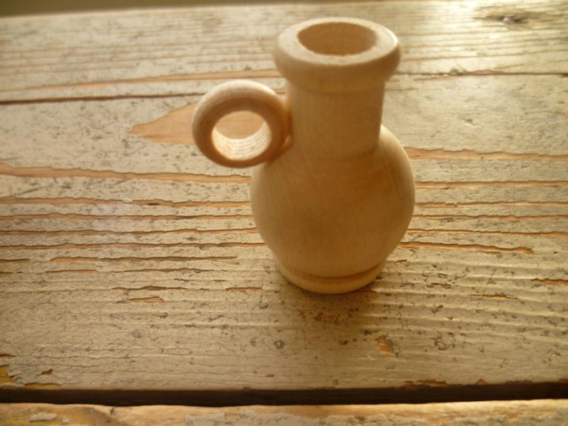 houten melkkan