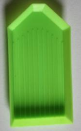 Schudbakje tuit klein 9x4,5 cm