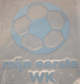Mijn eerste WK