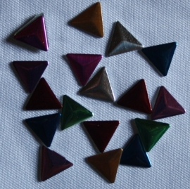 Triangle Mixed Colors (8x8 mm)