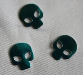 Skull Blue-Zirkon