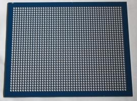 Patroonplaat 15x19 cm SS10