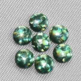 Nailheads Hologram Green SS16