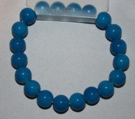 Aquablauwe armband