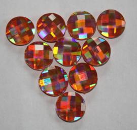 Glitter Diamonds Peach