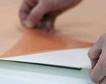 Dubbelzijdig Kleefbare folie A4 (20x29 cm)