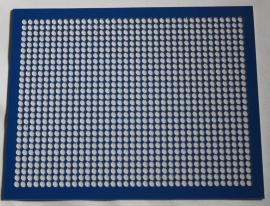 Patroonplaat 15x19 cm SS16