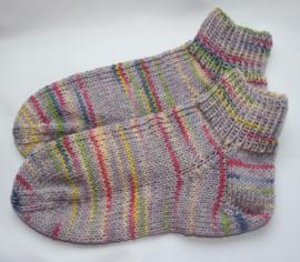 Kleurige sokken maat 36/37