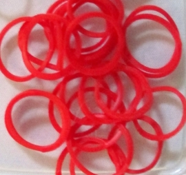 Loombands Rood