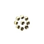 FS Nailheads Rond Gold 10 mm