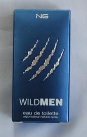 Eau de Toilette Wildmen