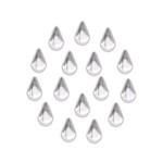 Drop 3x6 Silver
