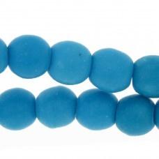 imitatie edelsteen howliet aqua blauw