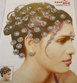 Hair & Body glitters Chrystal