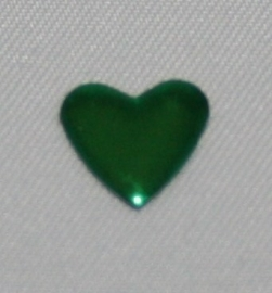 Heart Emerald 10x10 mm