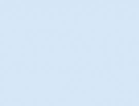 Mallenfolie licht blauw 30x20 cm