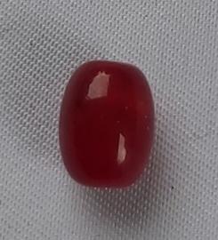 Glaskraal DK-rood