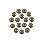 FS Round Bronze 3 mm
