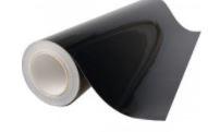 Zwart 30x61 cm