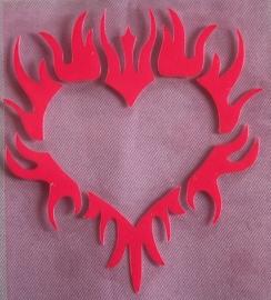 Vlammend hart
