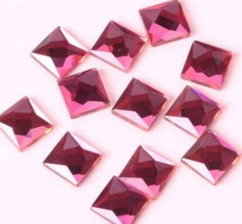 Square Rose 6x6 mm