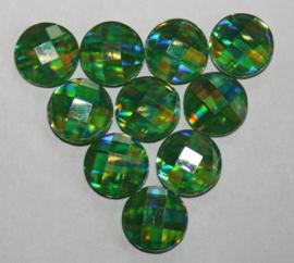 Glitter Diamonds Peridot