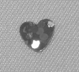 Heart Hologram 5x5 mm