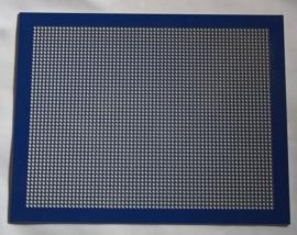 Patroonplaat 15x19 cm SS6