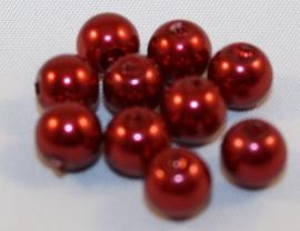 Rode parels