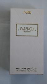 Eau de parfum Valencia Women