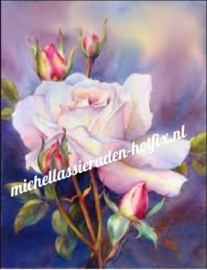 Diamond Painting Rozen 40x50 cm