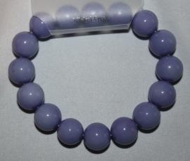 Lavendelkleurige armband