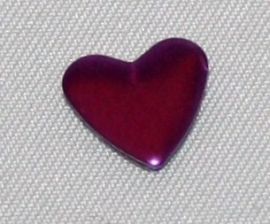 Heart Amethyst 10x10 mm