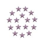 Star 5x5 Pink