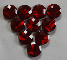 Glitter Diamonds Red