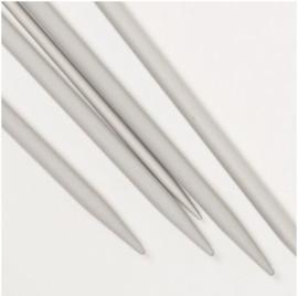 5 breinaalden zonder knop 3 mm (20 cm)