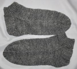 Grijze sokken (kies uw maat)