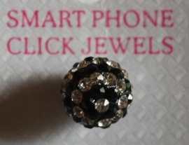 Click Jewel Black/Chrystal