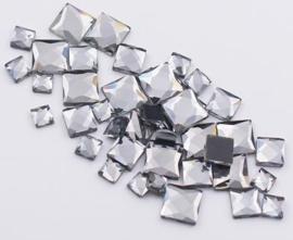 Square Black Diamond 4x4 mm