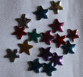 Star 5x5 Mixed colors