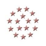 Star 5x5 Rose