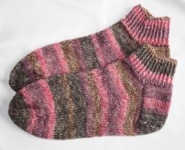 Kleurige sokken (kies uw maat)